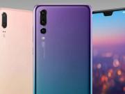 Huawei P20 và P20 Pro quay phim siêu chậm đỉnh hơn Galaxy S9