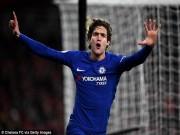 Chuyển nhượng MU: Nhắm sao Chelsea thay Luke Shaw