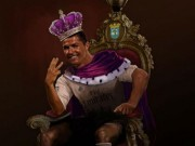 Ronaldo lập poker, cán mốc 50 hat-trick: Nhà vua vĩ đại, hùng bá châu Âu