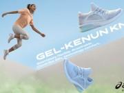 ASICS cải tiến công nghệ gel qua dòng sản phẩm GEL-KENUN
