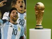 """World Cup 2018: Messi  """" tất tay """" , không vô địch sẽ giã từ tuyển quốc gia"""
