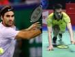 """""""Vua"""" Federer, Lin Dan mất cúp cùng ngày: Huyền thoại sụp đổ"""