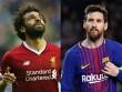 """Bàn thắng đẹp Ngoại hạng Anh V31: Salah solo ngây ngất, Messi cũng """"nể"""""""