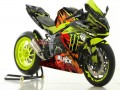 Hình dung trước Honda CB250RR độ muôn màu sắc