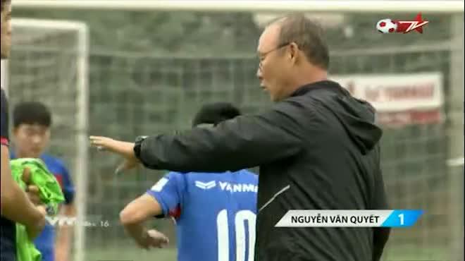 """ĐT Việt Nam đấu Jordan: HLV Park Hang Seo ưu ái U23, quên """"Ngũ hổ tướng"""""""