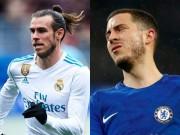 """Real tạo  """" bom tấn """"  gây sốc: Bale khó sang MU, thay Hazard ở Chelsea?"""