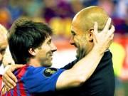 Messi đến Etihad làm nhiệm vụ: Guardiola đi đêm gạ bỏ Barca về Man City