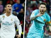 Ronaldo cược thắng Messi  Vua phá lưới  La Liga: Ngông cuồng hay khả thi?