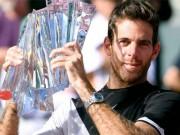 Tin thể thao HOT 20/3: Del Potro thắng Federer sướng như hạ Nadal
