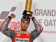 """Đua xe MotoGP, khai hỏa 2018:  """" Kẻ núp gió """"  ranh ma, Vua - Hoàng tử ôm hận"""