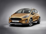 Ford tiết lộ ảnh Fiesta Active - Giá bán khởi điểm từ 390 triệu đồng
