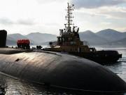 Lộ diện lực lượng tàu ngầm hạt nhân  vô địch  của Nga
