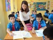 Giáo viên phải đáp ứng yêu cầu cao nhưng lại chưa được chăm lo đời sống