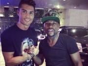 Mayweather chơi siêu trội: Mua CLB Ngoại hạng Anh, tậu Ronaldo đấu MU