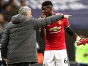 """Mourinho nổi cơn thịnh nộ đuổi 10 SAO MU, """"tội đồ"""" Pogba khó thoát"""