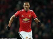 Chuyển nhượng MU: Martial tính rời MU nhưng không đến Arsenal