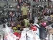 Phát hiện hàng ngàn chiếc mũ nón hàng hiệu giả ở Sài Gòn