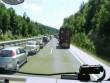 Xe ưu tiên ở nước ngoài đi thế nào trên đường cao tốc?