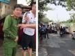 Đại úy cảnh sát gặp tai họa khi giải quyết va chạm giao thông