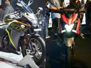 Chọn 2018 Honda CBR250R hay Yamaha Fazer 25?