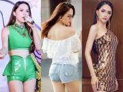 """Hương Giang: Từ  """" thảm họa quần 5cm """"  tới hoa hậu kiêu kỳ"""