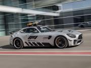 """Mercedes GT-R được dùng làm  """" Xe an toàn """"  cho giải đua F1"""