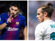 Vì 3 tỷ đồng, Bale bị Giggs ép vượt 1,2 vạn km đấu Suarez