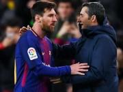 Barca mơ ăn ba: Thiên tài Messi và  sự tiến hóa  siêu việt