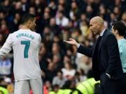 Real  & amp; sứ mệnh hattrick Cúp C1: Mình Ronaldo gánh sao nổi