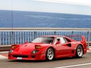 Ferrari F40: Siêu xe có thiết kế đẹp qua thời gian