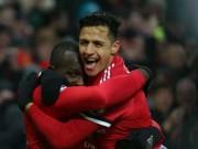 Lukaku kết thân Sanchez, phe Mourinho cực mạnh: Pogba sắp ra đường