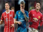 """MU: Mourinho yêu sách 4  """" bom tấn """"  200 triệu bảng, đua với Man City - Pep"""