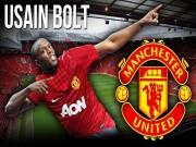 Tia chớp  U.Bolt: Chỉ hợp đội  làng , Mourinho sao dám nhận về MU