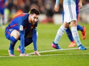 Messi & bệnh nôn khan: Mối đe dọa tới giấc mộng vàng World Cup
