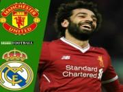"""Salah 200 triệu bảng: MU - Mourinho thèm khát, Liverpool  """" xanh mặt """""""