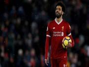 """Salah giá 200 triệu bảng, phá đảo trời Âu: Liverpool  """" con buôn """"  siêu hạng"""