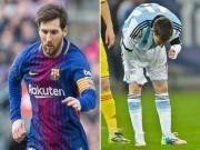 """Tin HOT bóng đá sáng 21/3: Messi lộ lí do hóa  """" siêu nhân """"  trở lại"""