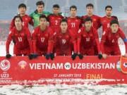 Sẽ thu thuế khoản tiền thưởng của tuyển thủ U23 Việt Nam