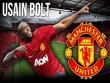 """""""Tia chớp"""" U.Bolt: Chỉ hợp đội """"làng"""", Mourinho sao dám nhận về MU"""