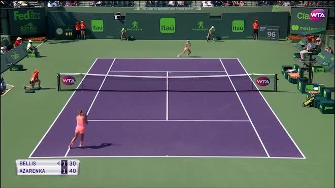 """Miami Open ngày 1: """"Sếu vườn"""" Karlovic thua đau, Azarenka hủy diệt đối thủ"""