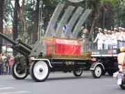 Cố Thủ tướng Phan Văn Khải đang trên đường về đất mẹ