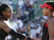 """Serena bị """"bản sao"""" loại sốc ở Miami: Hoàng kim đã hết, đến thời sao mai"""