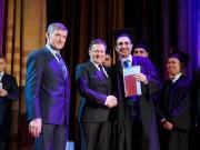 Sinh viên Việt Nam, Mông Cổ và Thổ Nhĩ Kỳ tốt nghiệp xuất sắc ngành hạt nhân tại Nga