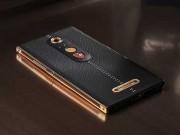 Xuất hiện chiếc điện thoại siêu sang, có tiền chưa chắc mua được