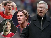 """MU vô đối, Sir Alex  """" trảm """"  5 SAO bự: Mourinho đuổi Pogba chưa là gì"""