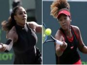 Serena - Naomi Osaka: Tột đỉnh thăng hoa, chuyển giao quyền lực (V1 Miami Open)