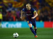 Tin HOT bóng đá tối 22/3: Iniesta tiết lộ lý do rời Barca