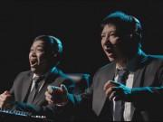 Bộ đôi BLV Quang Huy  & amp; Quang Tùng tái ngộ trong FIFA Online 4