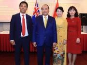 Chủ tịch TMS được bầu làm Phó Chủ tịch Hiệp hội doanh nghiệp Việt Nam tại Sydney (VEAS)
