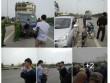 Xôn xao thông tin cướp xe tải trên đại lộ Thăng Long